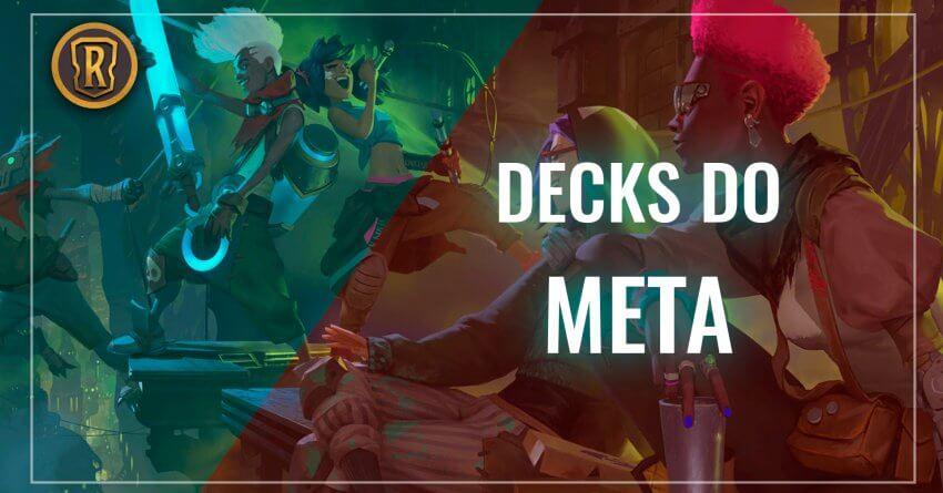 Decks do Meta