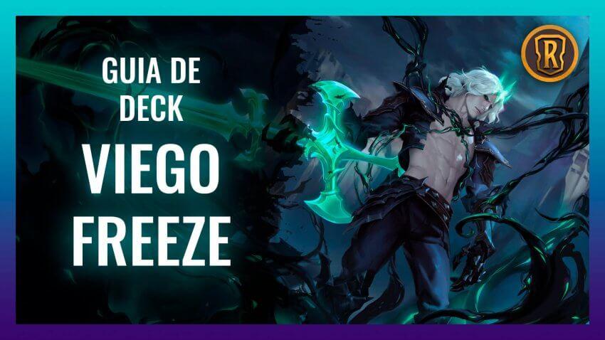 Guia de Deck - Viego Freeze