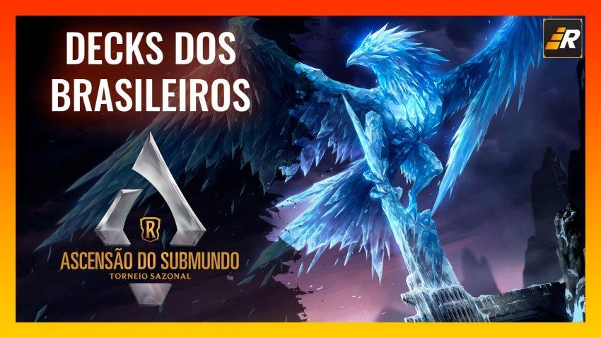 Sazonal Ascensão do Submundo - Decks BR