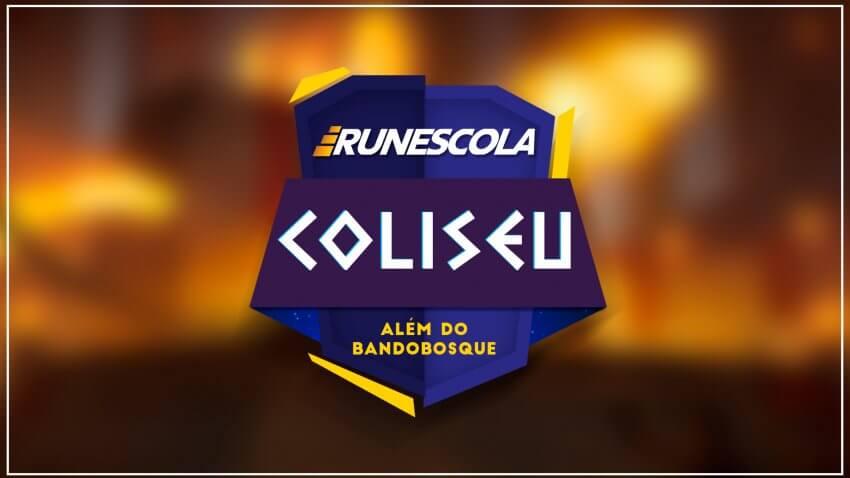 Coliseu - Além do Bandobosque