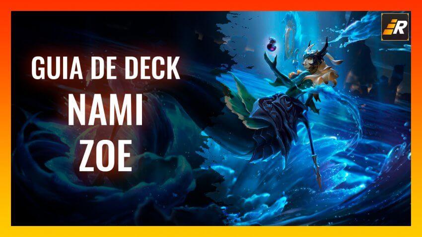 Guia de Deck - Nami / Zoe