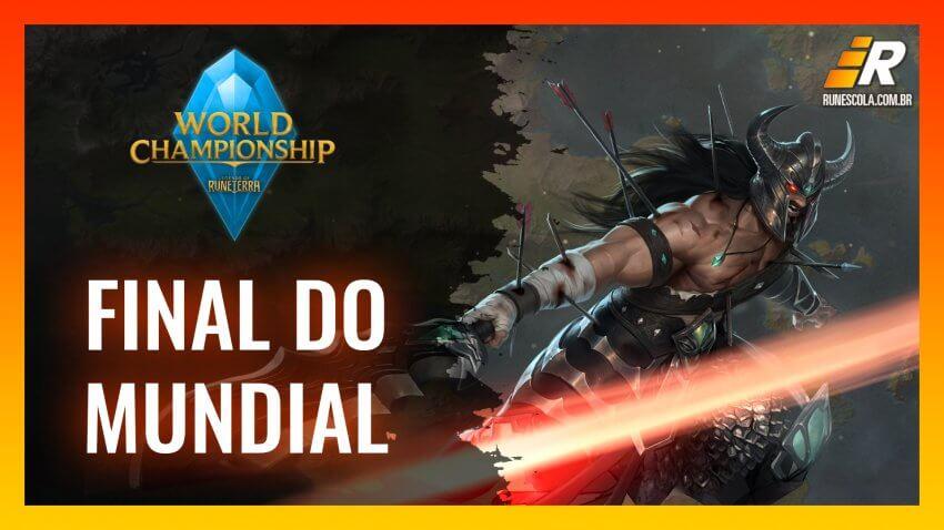 Final do Mundial de LoR