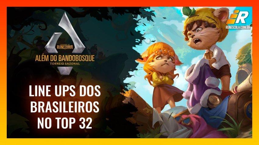 Composições - Top 32 - Sazonal de Além do Bandobosque