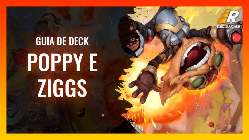 Guia de Deck - Poppy / Ziggs